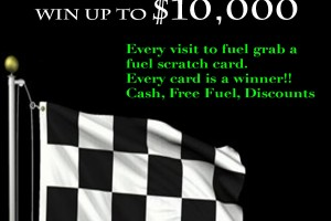 Fuel 500 Game is Back Win $10,000