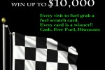 Play the Fuel 500 Game You Can Win $10,000